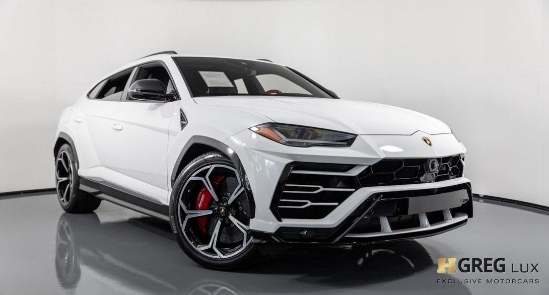 Used 2019 Lamborghini Urus Hgreglux Com