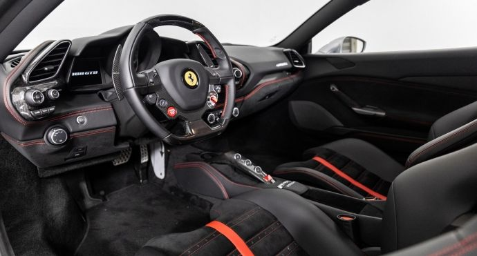 2019 Ferrari 488 GTB #1
