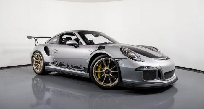2016 Porsche 911 GT3 RS #0