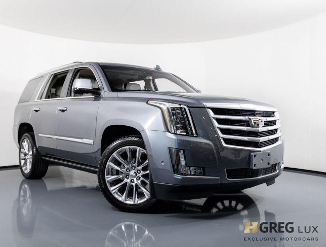 2018 Cadillac Escalade Premium Luxury #0