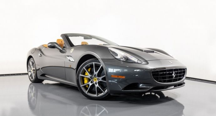 2014 Ferrari California  #0