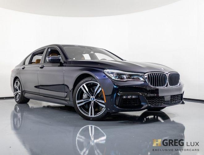 2017 BMW 7 Series 750i #0