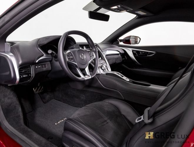 2018 Acura NSX  #1