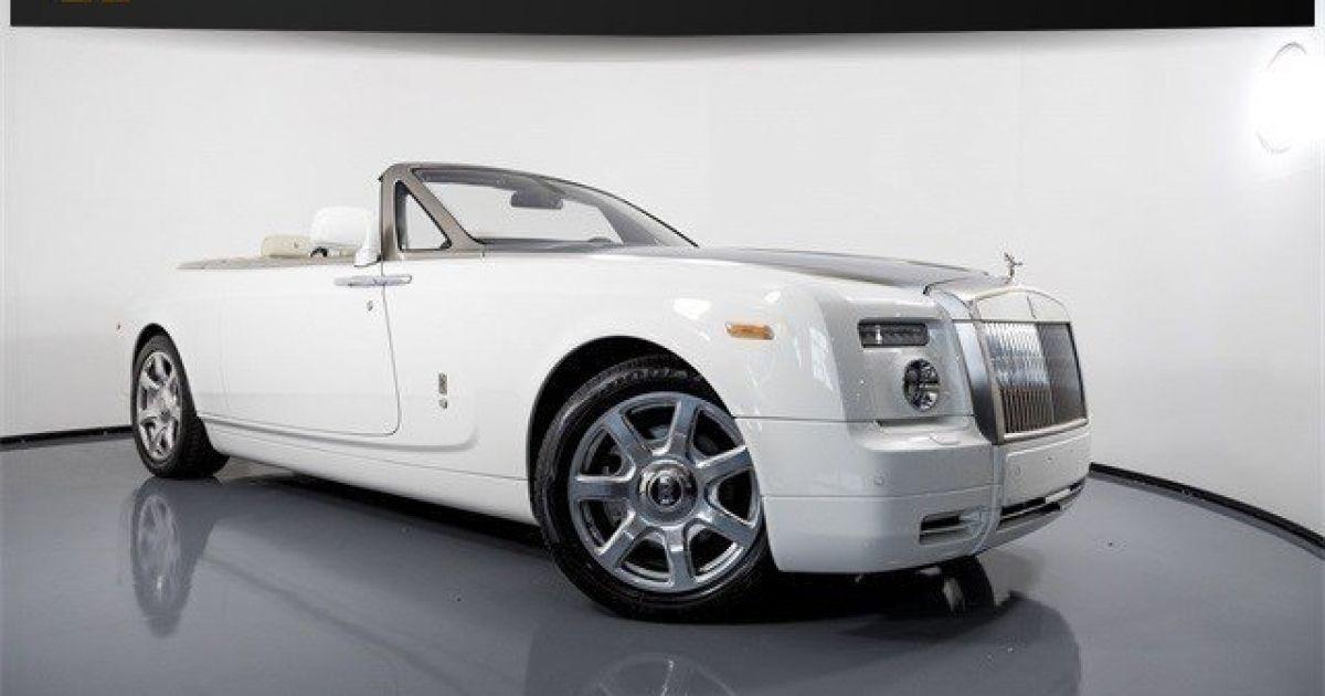 Used 2011 Rolls Royce Phantom Coupe Hgreglux Com