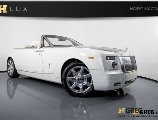 2011 Rolls Royce Phantom Coupe Convertible #0