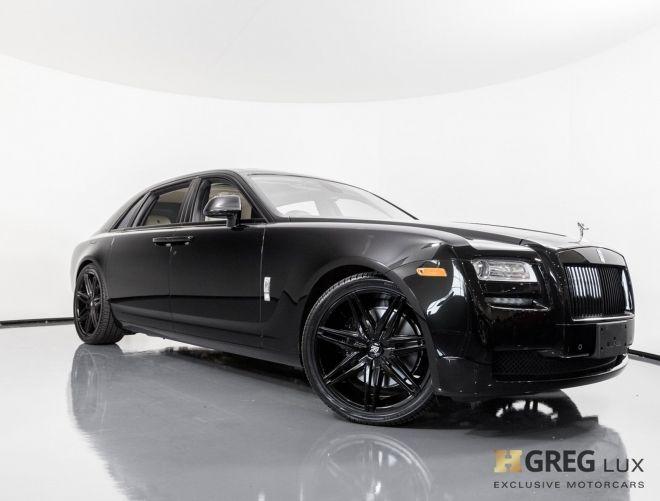 2012 Rolls Royce Ghost EWB #0