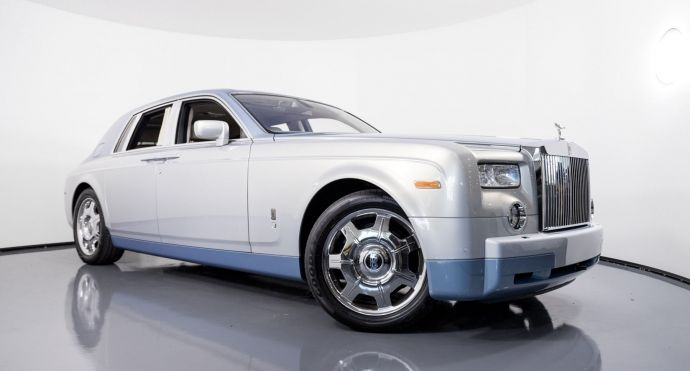 2007 Rolls Royce Phantom Sedan #0