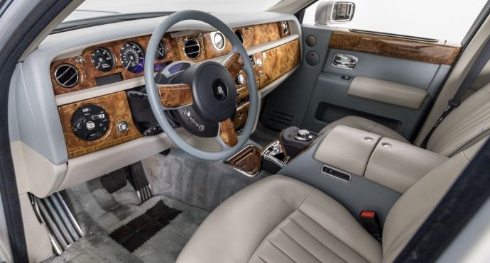 2007 Rolls Royce Phantom Sedan #1