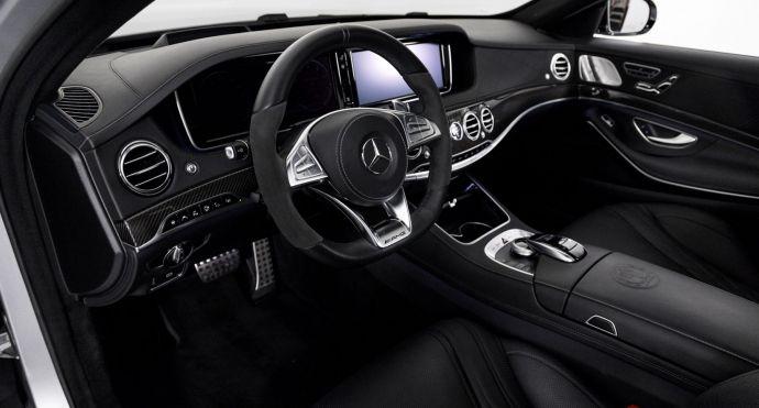 2016 Mercedes Benz S Class AMG S 63 #1