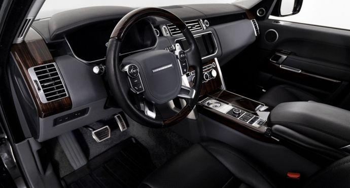 2016 Land Rover Range Rover SV Autobiography #1