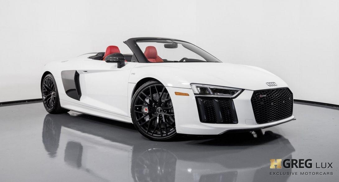 Used 2018 Audi R8 Spyder Hgreglux Com