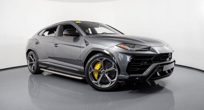 2019 Lamborghini Urus  #0