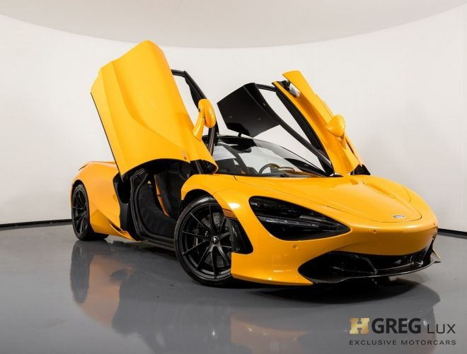 2019 McLaren 720S  #0