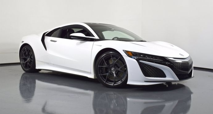 2017 Acura NSX Base #0