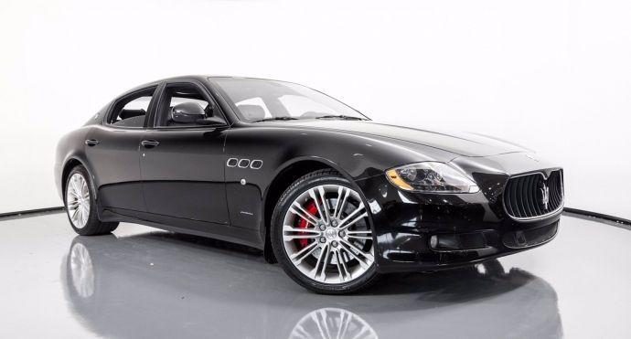 2011 Maserati Quattroporte S #0