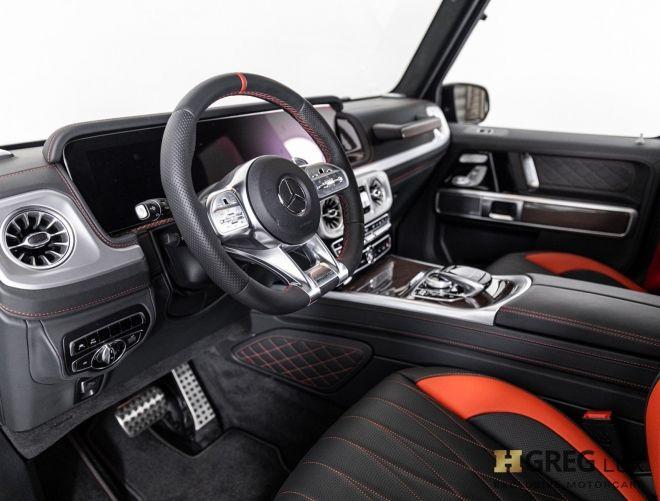 2019 Mercedes Benz G Class AMG G 63 #1