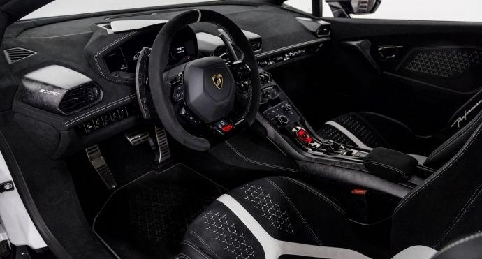 2018 Lamborghini Huracan Performante #1
