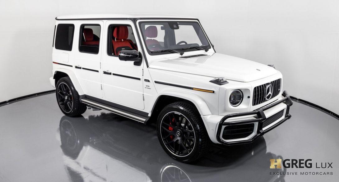 Used 2019 Mercedes Benz G Class Hgreglux Com
