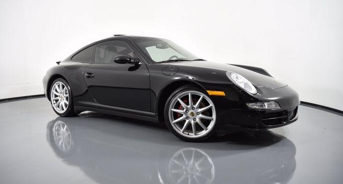 2006 Porsche 911 Carrera 4 #0