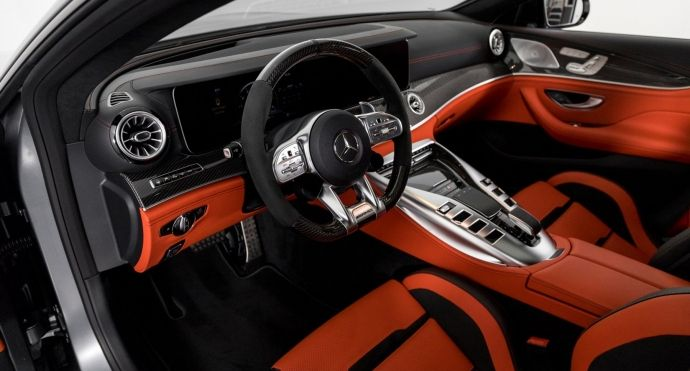 2019 Mercedes Benz AMG GT AMG GT 63 S #1