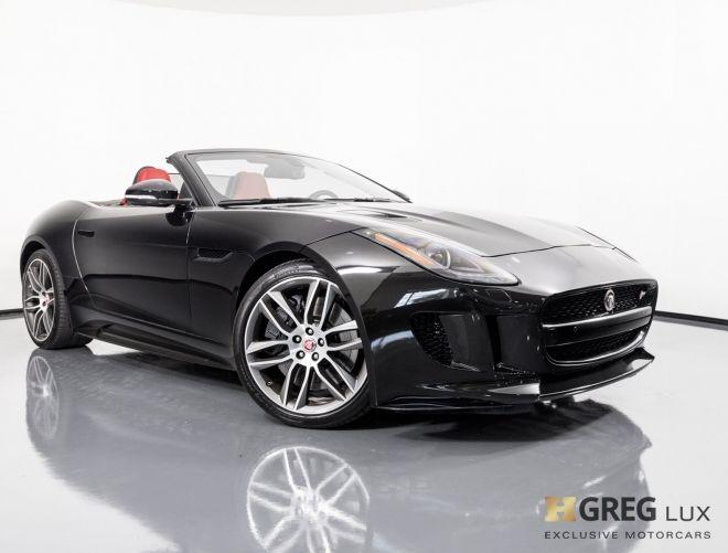 2016 Jaguar F TYPE R #0