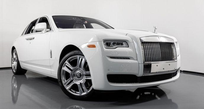 2016 Rolls Royce Ghost  #0