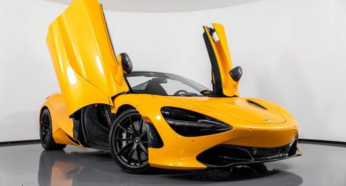 2020 McLaren 720S Performance #0