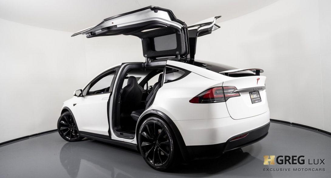 Used 2018 Tesla Model X Hgreglux Com