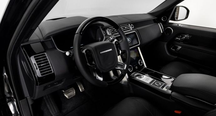 2019 Land Rover Range Rover Autobiography #1