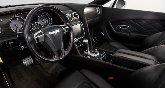 2013 Bentley Continental GT V8 GT V8 Convertible #1