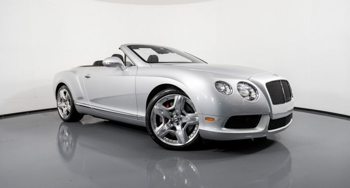 2013 Bentley Continental GT V8 GT V8 Convertible #0