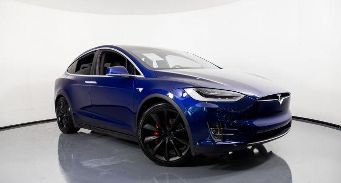 2018 Tesla Model X P100D #0