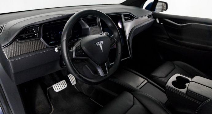 2018 Tesla Model X P100D #1