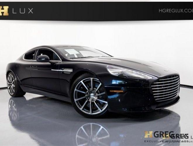 2016 Aston Martin Rapide S Sedan #0