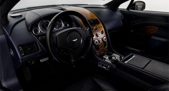 2016 Aston Martin Rapide S Sedan #1