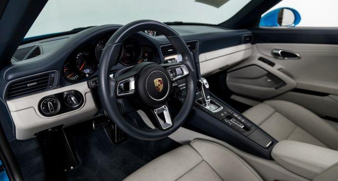 2017 Porsche 911 Targa 4S #1
