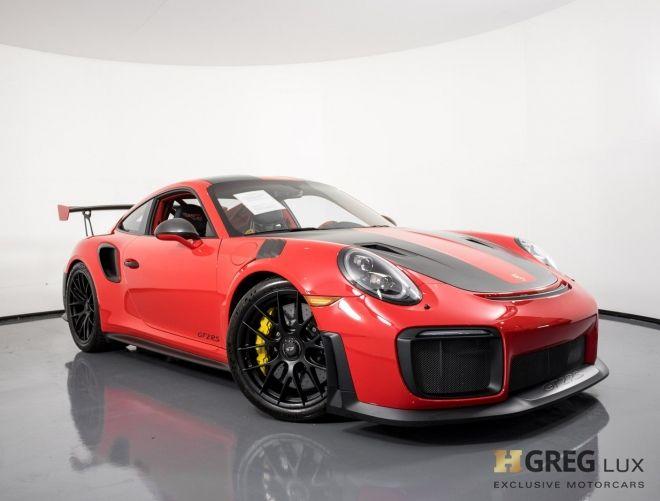 2018 Porsche 911 GT2 RS #0