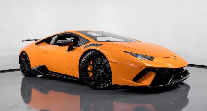 2018 Lamborghini Huracan Performante #0