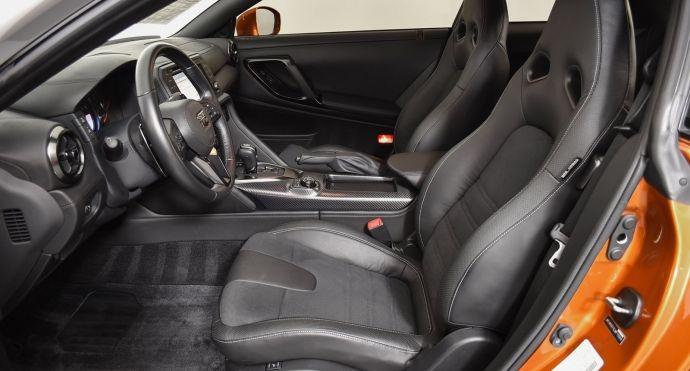 2018 Nissan GT R Premium #1