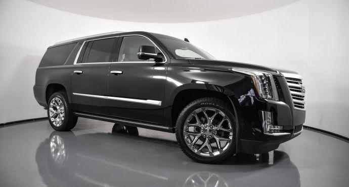 2019 Cadillac Escalade ESV Platinum #0