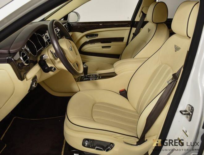 2012 Bentley Mulsanne  #1