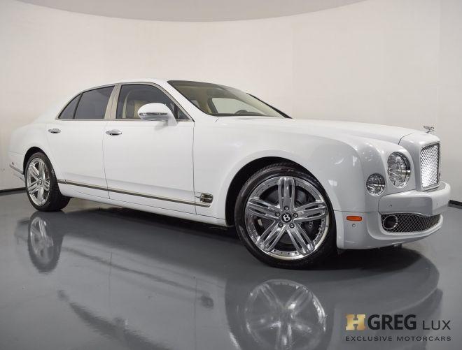 2012 Bentley Mulsanne  #0