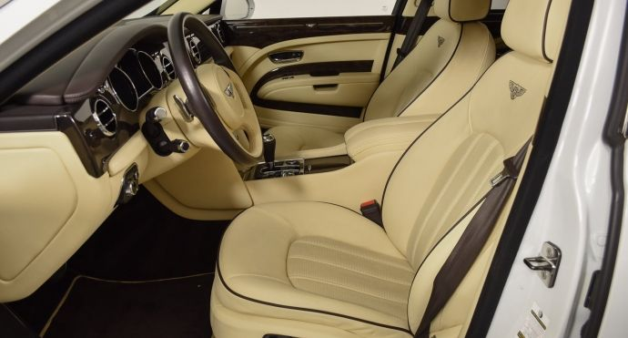 2012 Bentley Mulsanne  #1