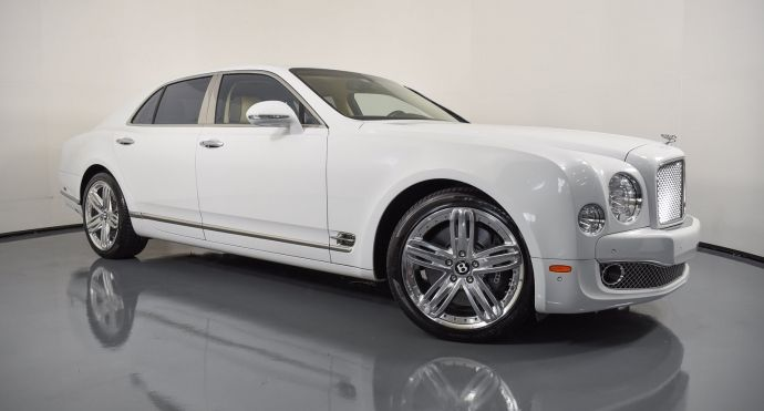 2012 Bentley Mulsanne  #0