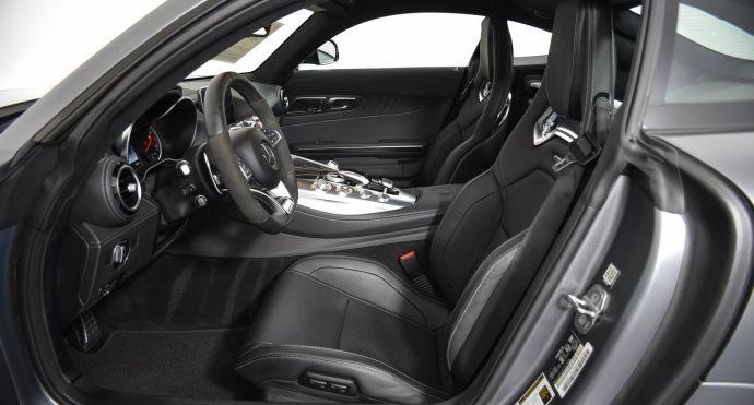 2019 Mercedes Benz AMG GT AMG GT C #1