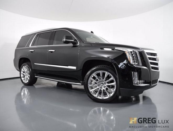 2019 Cadillac Escalade Luxury #0