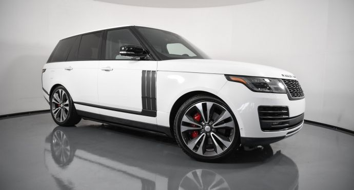 2018 Land Rover Range Rover SV Autobiography Dynamic #0