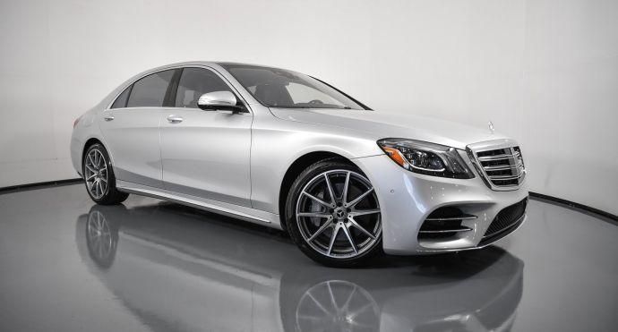 2019 Mercedes Benz S Class S 560 #0