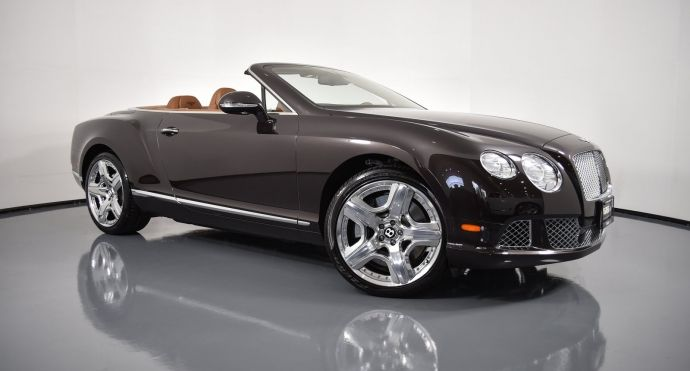 2013 Bentley Continental GT  #0
