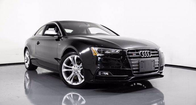 2016 Audi S5 Premium Plus #0